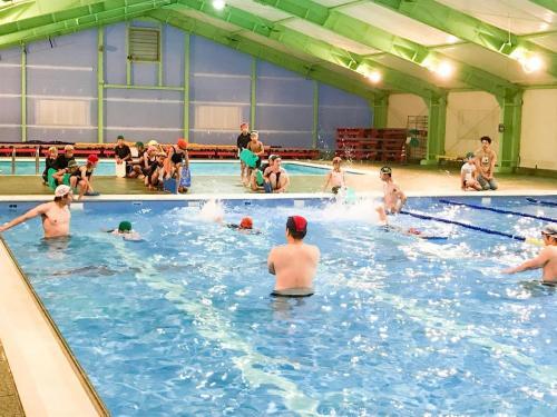 夏季水泳教室